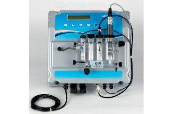 Dosatore Cloro E Ph Per Piscine Tech-line 6 Per Analisi E Regolazione.