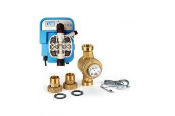 Kit Scarico Controlavaggio Per Acqua Piscina Diametro 1-1/2