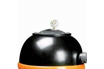 Coperchio Per Filtro Piscina A Sabbia A 10 Fori. Filtro 10mc