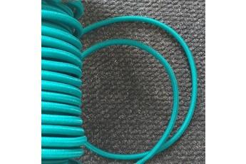 Corda Per Copertura Piscina. Colore Verde, Elastica.