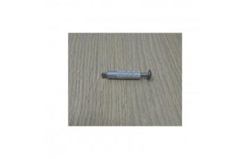 Tassello A Scomparsa In Inox/alluminio Per Coperture Invernali