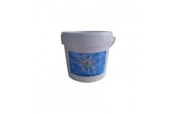 Pastiglie Cloro Piscina Da 200 Gr Al 90%. Secchio Da 10 Kg Aquavant