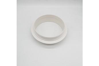 Prolunga Coperchio Skimmer Da 15lt In Abs Bianco