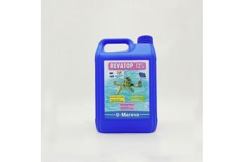 Antialga Revatop 12% 5 Lt - Recupero Acqua Verde