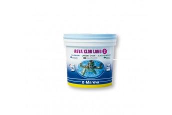 Reva Klor - Tricloro In Pastiglie Da 250gr - 10 Kg