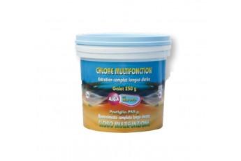 Cloro Multiazione In Pastiglie Da 250 Gr - 5 Kg