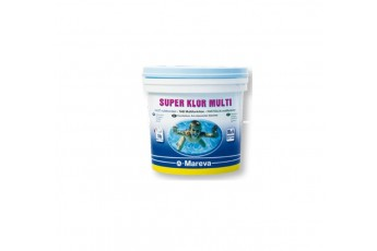 Reva-klor – Cloro Multifunzione 25kg In Pastiglie Da 250 Gr