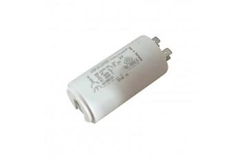 Condensatore Per Motore Con Doppio Faston 25 Uf