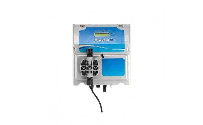 Dosatore ph per piscine tech-line per analisi e regolazione.