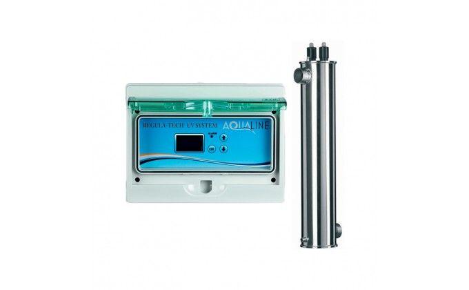 Sterilizzatore ultravioletti per piscina fino a 34 mc/ora