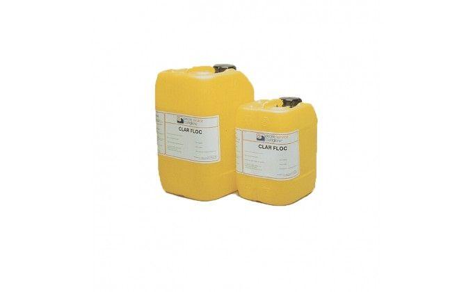 Flocculante liquido clar floc tanica da 5 kg - alta qualità