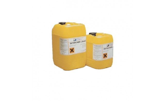 Sgrassante deterliner liquido tanica da 10 kg alta qualità
