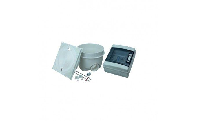 Regolatore di livello acqua piscina automatico elettrico.