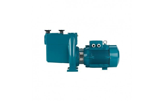 Pompa per piscina prefiltro in ghisa nmp 50/12f/b da 3 hp