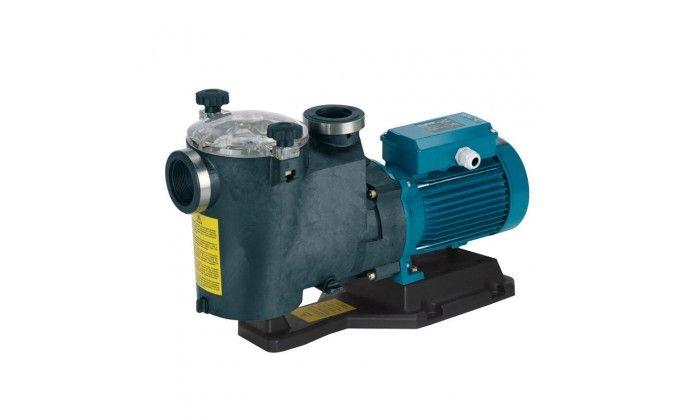 Pompa per piscina calpeda mpc 11 trifase 0,5 hp c/ prefiltro