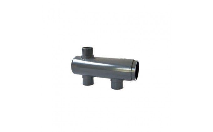 Modulo per collettore ad incollaggio da 110 mm a 3 uscite