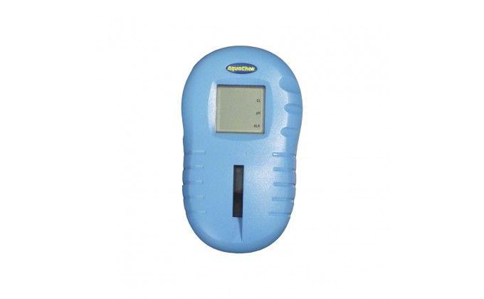 Misuratore cloro e ph e alcalinità piscine digitale aquachek