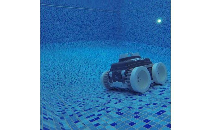 Robot piscina Marlin Power 25 mt con alimentatore e ricarica a pendolo