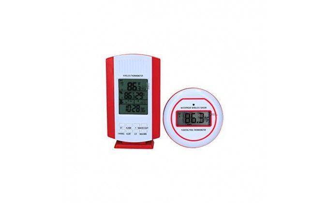 Termometro digitale per piscina con sonda