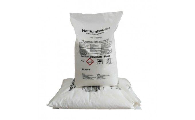 Riduttore ph piscina - formato economy sacco da 25 kg