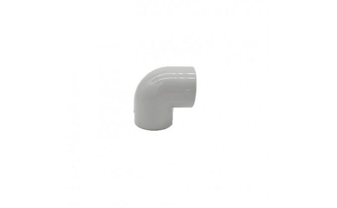 Gomito PVC TemperFip diametro 50 mm 90°