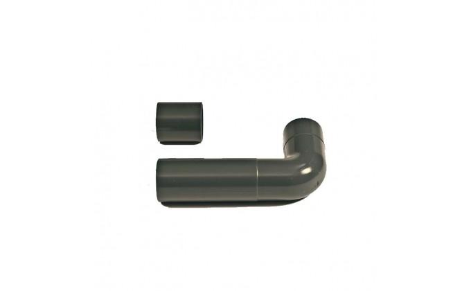 Kit collegamento valvola selettrice diam. 63mm