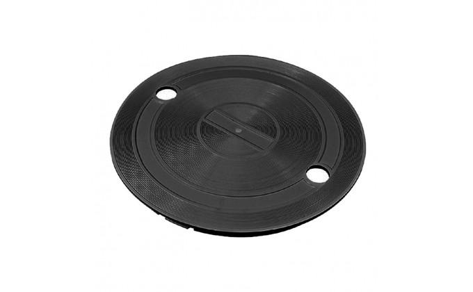 Coperchio skimmer piscina Pool's nero diametro 23 cm