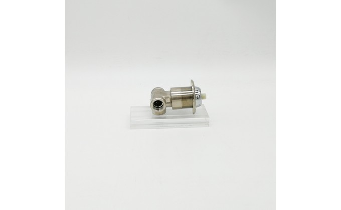 Miscelatore per Doccia Scultura in metallo cromato