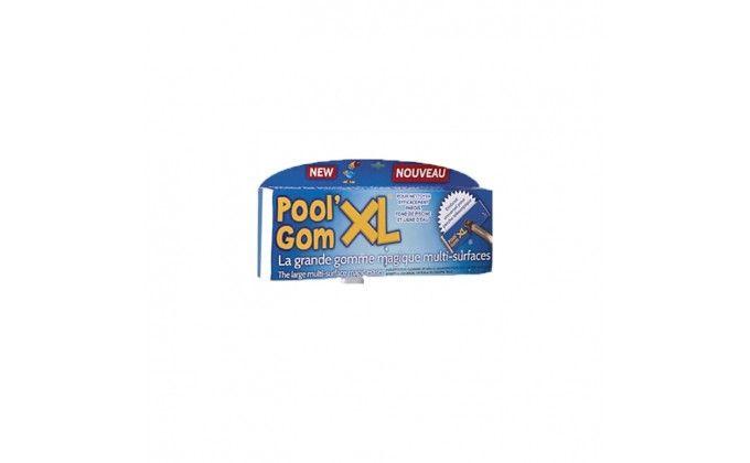 Pool Gom XL con supporto, gomma per pulire la piscina.
