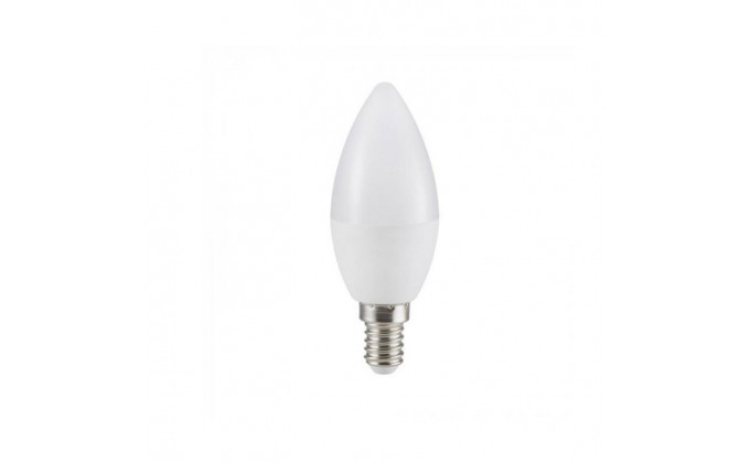 Lampadina LED CHIP Samsung 5.5W, bianco freddo
