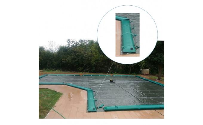 Salsicciotti per piscina in PVC con tappo a vite 2,5 mt