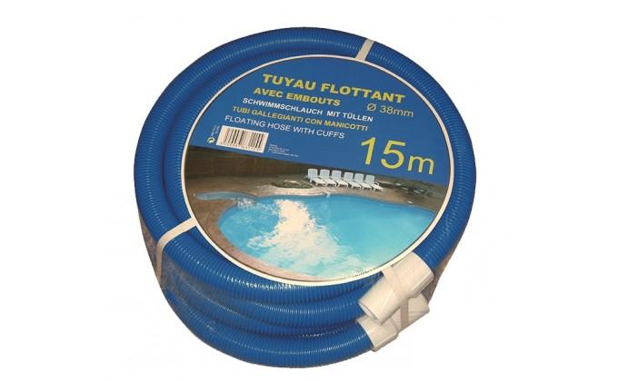 Canna galleggiante blu 15 mt