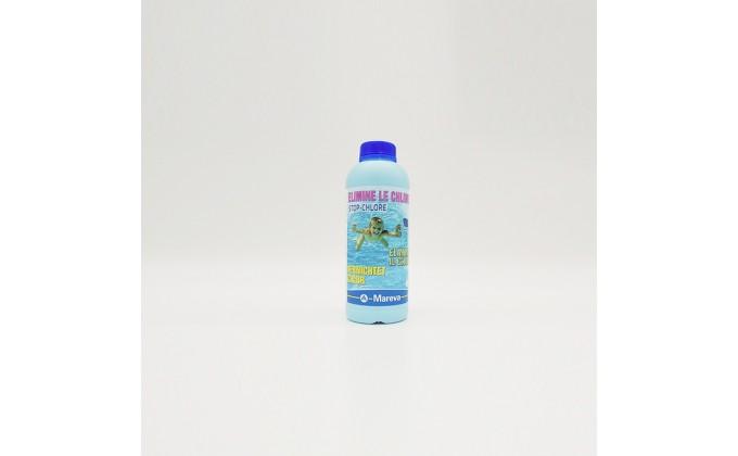 Declorante liquido 1 lt Mareva Stop Chlor