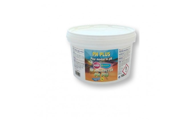Riduttore ph per piscine in polvere - 5 kg