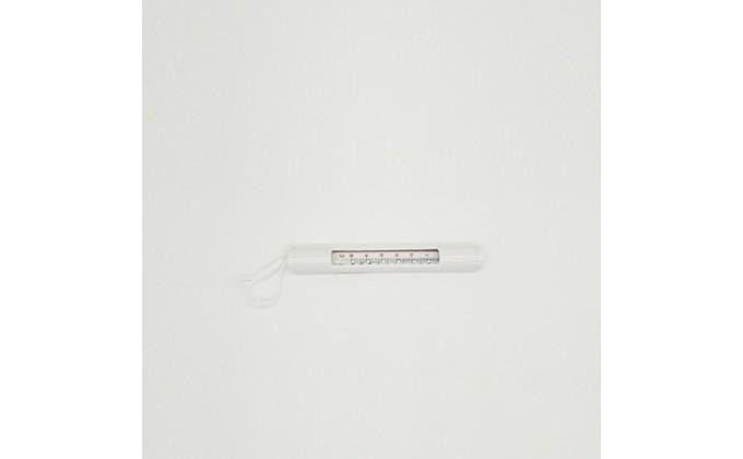 Termometro rotondo per piscina di colore Bianco
