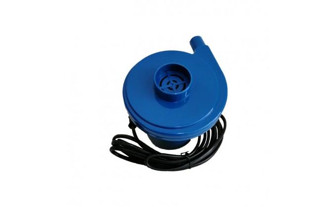 Gonfiatore elettrico 230V giochi d'acqua gonfiabili.