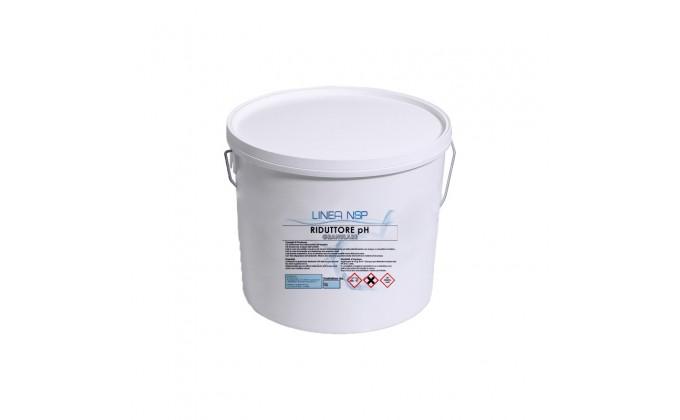 Riduttore ph per piscine in polvere - 8 kg