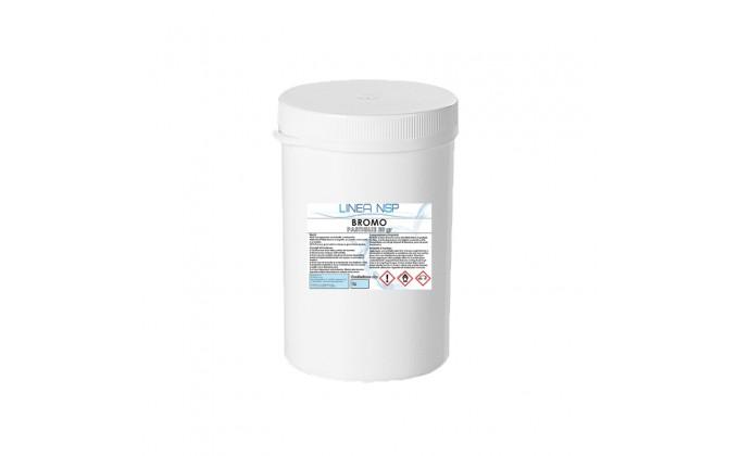 Bromo per idromassaggio in pastiglie da 20gr. Barattolo 1 kg