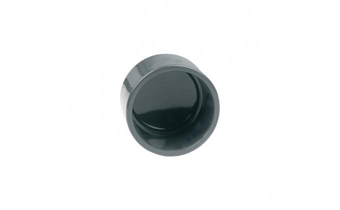 Calotta PVC tappo a incollaggio femmina diam. 90 mm
