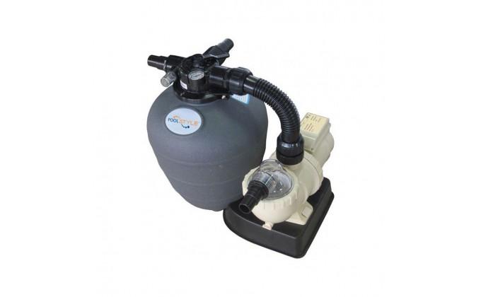 Gruppo filtrante monoblocco a sabbia - da 6 m³/h